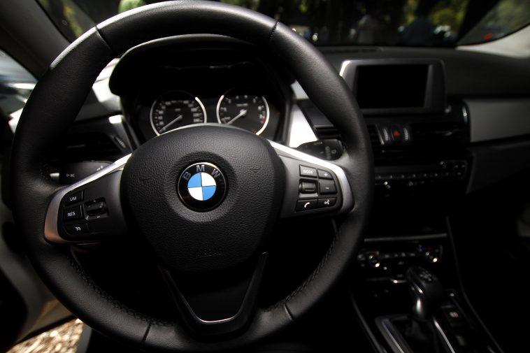 Lanzamiento del nuevo BMW serie 2 Active Tourer