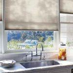 cortina celular para cocina
