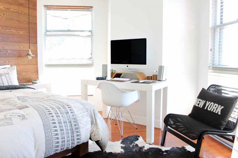 cortinas para escritorio